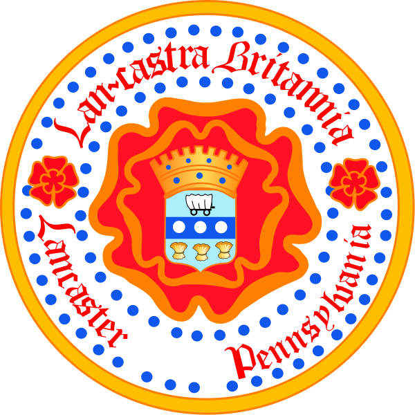 Seal of the City of Lancaster, Pennsylvania